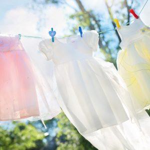 Čistící prostředky na praní