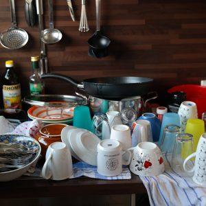 Čistící prostředky na nádobí