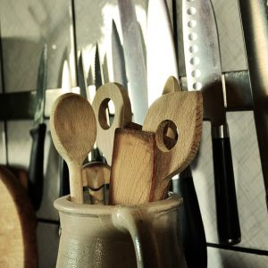 Kuchyňské a jídelní potřeby